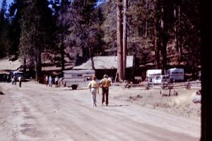 Line Cabin Circa 1970